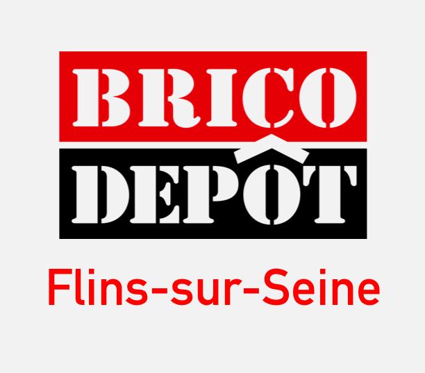 Brico Dépôt Flins sur Seine