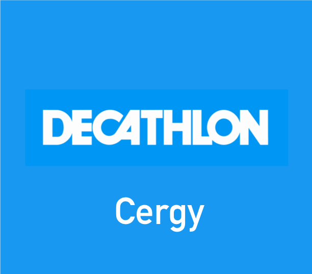 Decathlon Cergy